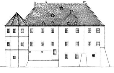 Schloss Ansicht