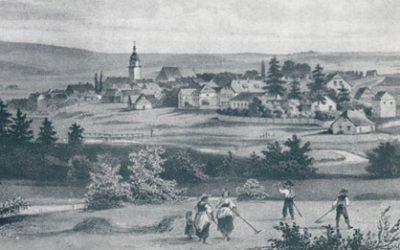 Naila - Ansicht 1853