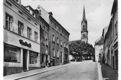 Naila - Hauptstraße und Stadtkirche