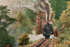 Höllentalbahn - ich komme!!!