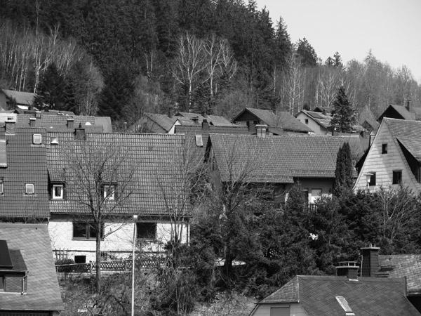 """Doppelhäuser aus der """"Schuster-Zeit"""""""