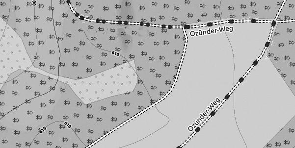 Karte: Ozünder-Weg