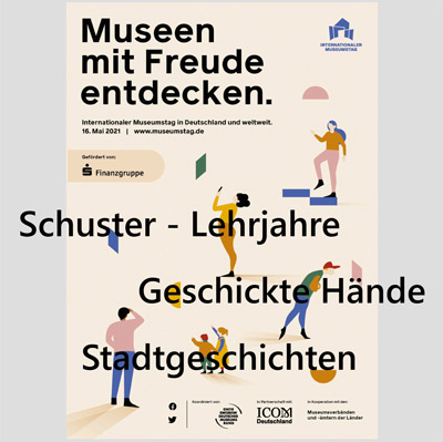 Museumstag 2021 Plakat als Link zur Museumstag-Übersicht